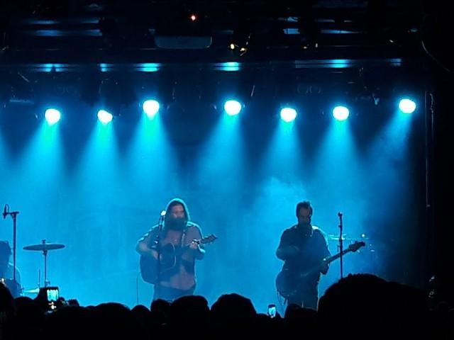 Konsert : The White Buffalo på Kägelbanan 2018-04-28