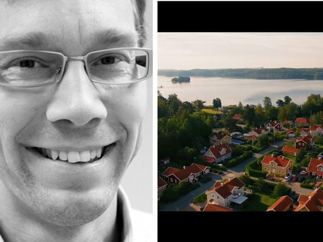 Åkestam Holst gjorde reklamfilm för GodHjälp på två dygn
