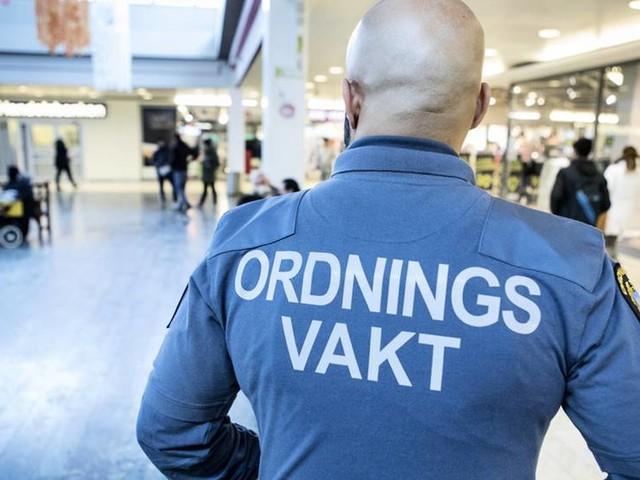 Tusentals väktare och ordningsvakter behövs