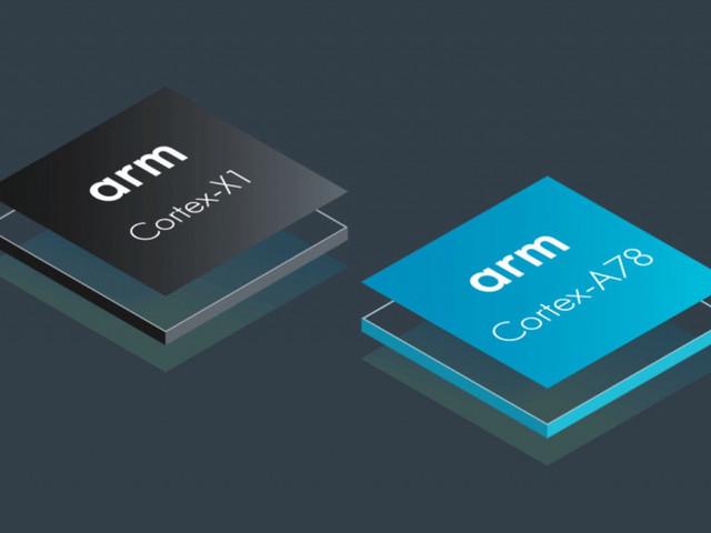 ARM-processorer växer rejält med Cortex-X1
