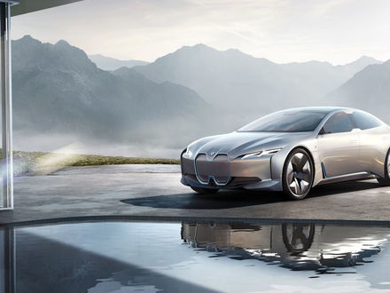 BMW i Vision Dynamics ska bli i5 i framtiden
