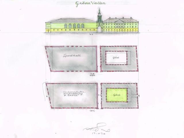 Bygg snyggt på Gröna Vallen