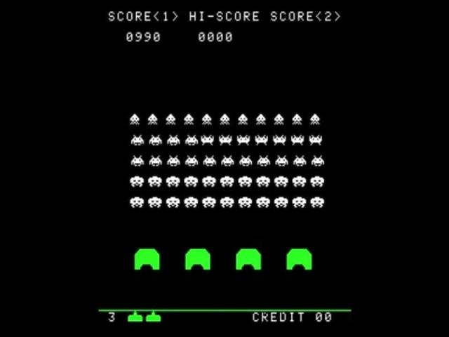 Space Invaders-film får manusförfattare