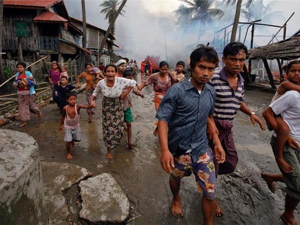 Kinesiska investeringar bakom etnisk rensning i Burma?