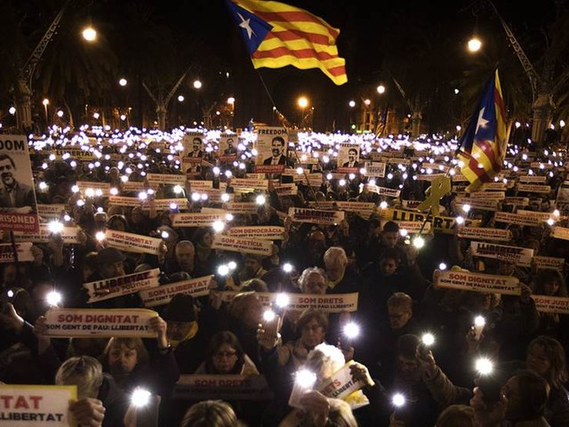 Separatistkandidat ny talman i Katalonien