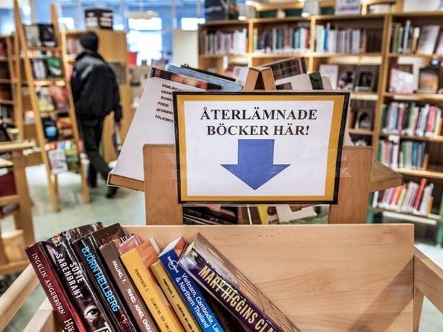 Biblioteksguide till utsatta områden
