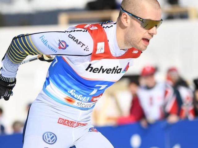 Svenska överraskningen – etta i VM:s sprintkval