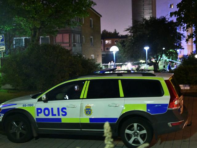 Polisen söker vittnen till skjutning på Borgmästaregården
