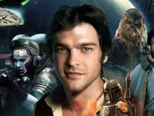 Rykte: Han Solo-filmen är inte färdiginspelad ännu