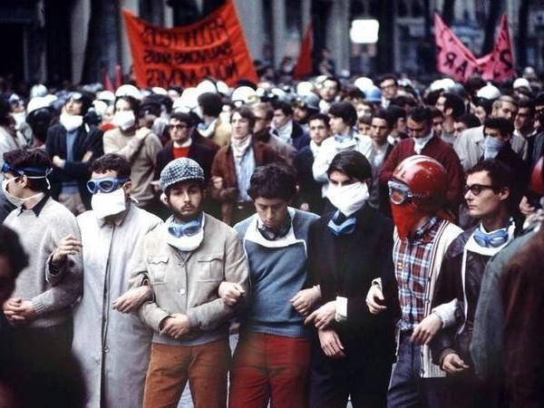 Offentligt möte i Göteborg: 1968 – när allt var i rörelse!