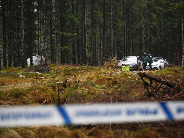Dna-träff i joggningmordet – den misstänkte död