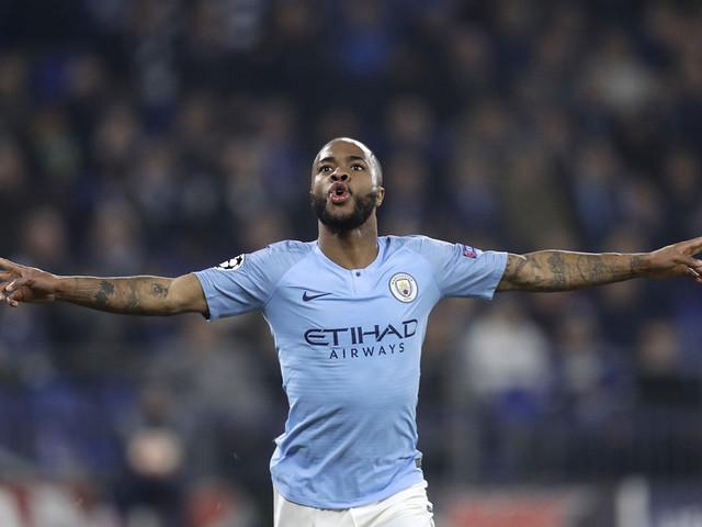 Sterling sen hjälte för City