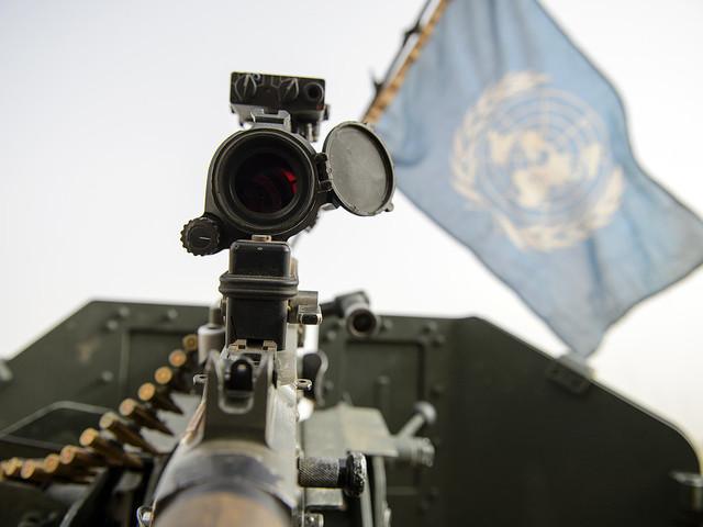 En FN-soldat dödad av mina i Mali