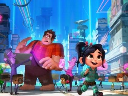 Disney släpper synopsis till Wreck It-Ralph 2