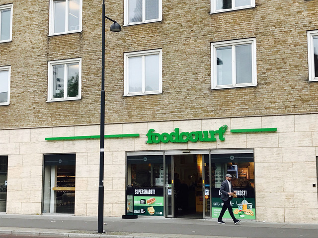 7-Eleven öppnar nytt vid Triangeln