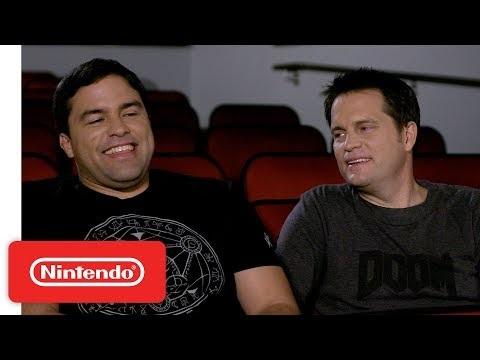 Släppdatum för Switch-versionen av Doom