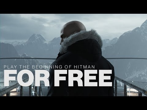 Nu kan du spela första episoden av Hitman gratis