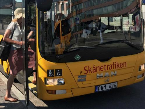 Skånetrafiken sätter in direktlinje från Höllviken till Lund
