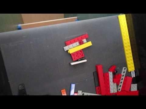 AI sorterar LEGO