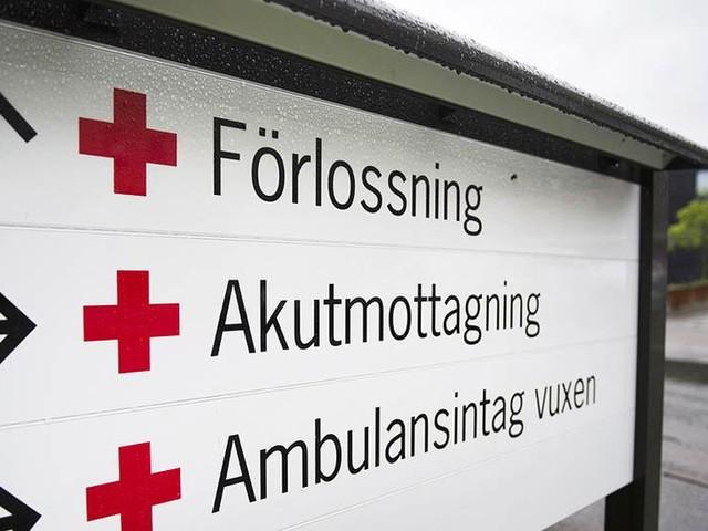Dödfött barn försvann från sjukhus