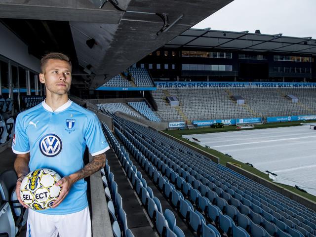 Janne Andersson hjälpte Traustason att välja Malmö FF