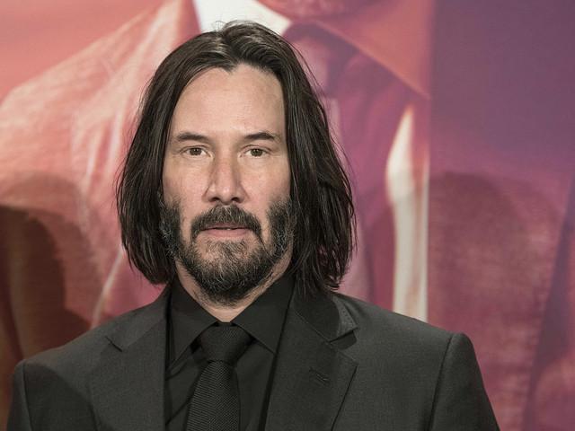 """Keanu Reeves gör huvudrollen i ny """"Matrix"""""""