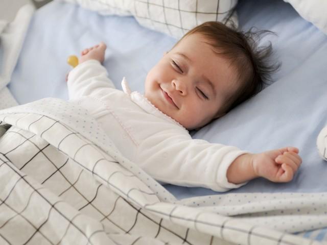 Så hjälper du bebisen att sova - 10 goda råd