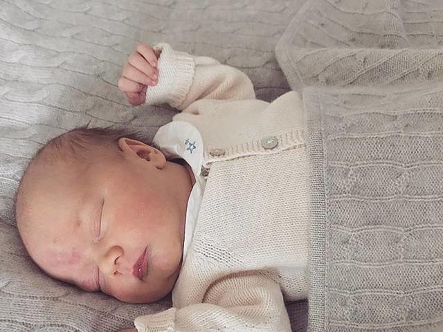 Nya prinsen döps i december