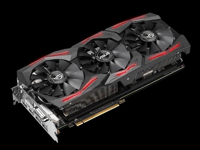 Asus tillkännager ROG Strix RX Vega 64 och RX Vega56