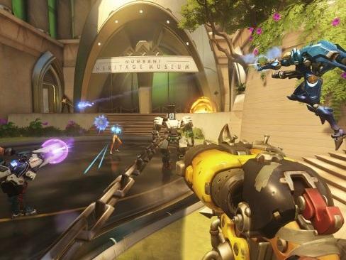 Fyra banor bortplockade från Overwatch-dödsmatcher