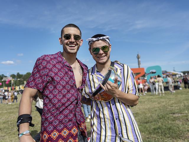 Lollapaloozabesökare: Hellre här än i Chicago