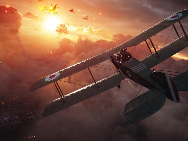 Battlefield 1 får ny expansion i februari