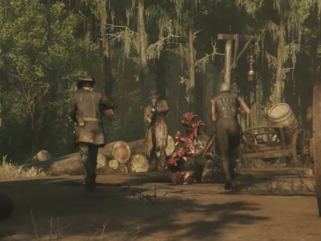 Snart kan du spela Hunt: Showdown i grupper om tre personer