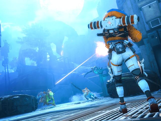 EA nöjda med intresset för Apex Legends: Säsong 5