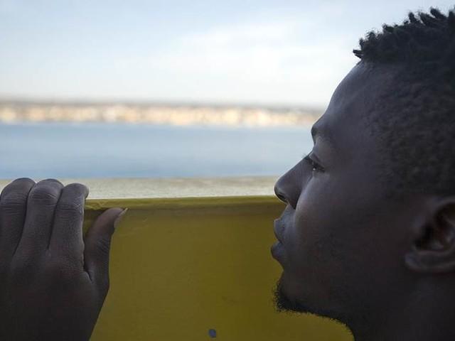 FN: Libysk slavhandel brott mot mänskligheten