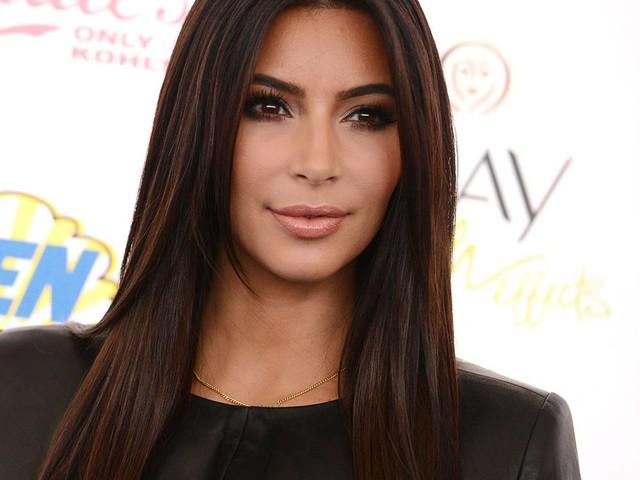 Kim Kardashian mystiskt sjuk