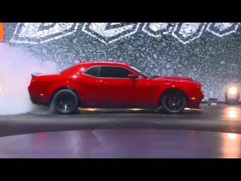 Dodge Demon – för farlig för vanlig väg?