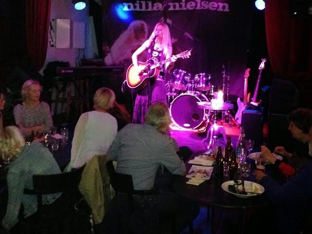 Nilla Nielsen - Destination Unknown