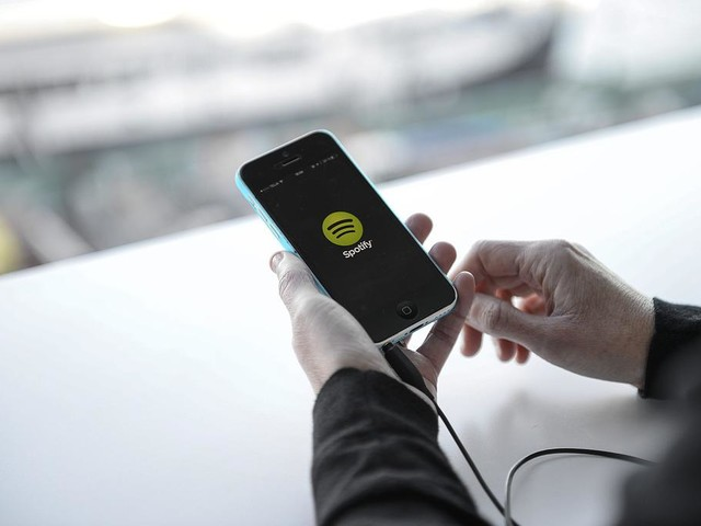 Spotify satsar på nyheter