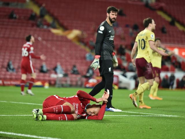 Burnley bröt Liverpools långa hemmasvit