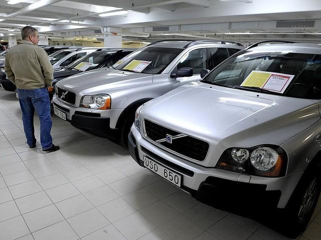 Nytt säljrekord för begagnade dieselbilar