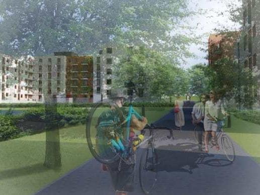 540 nya bostäder på gång i södra Råbylund