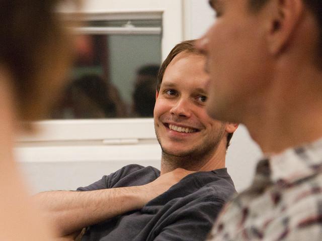 Internetaktivisten Peter Sunde gästar Fråga vad du vill i P3
