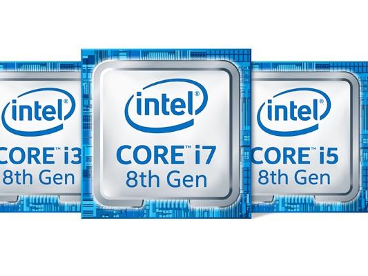 Intel CoffeeLake för bärbara datorer hittar ut på webben
