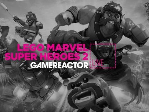 Gamereactor Live: Lego Marvel Super Heroes 2