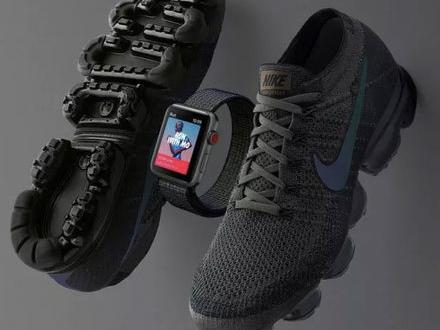 Nike och Apple släpper Apple Watch Midnight Fog
