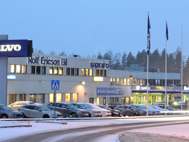 Ändrade öppettider i Haraldsbo, Falun