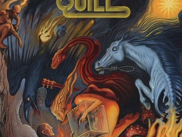 Recension : The Quill - Born From Fire
