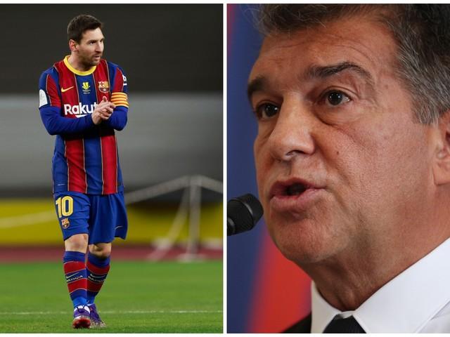 """Uppdrag rädda kvar Messi: """"Jag säger sanningen"""""""