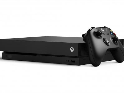 """""""Alla dina spel kommer fungera bättre med Xbox One X"""""""
